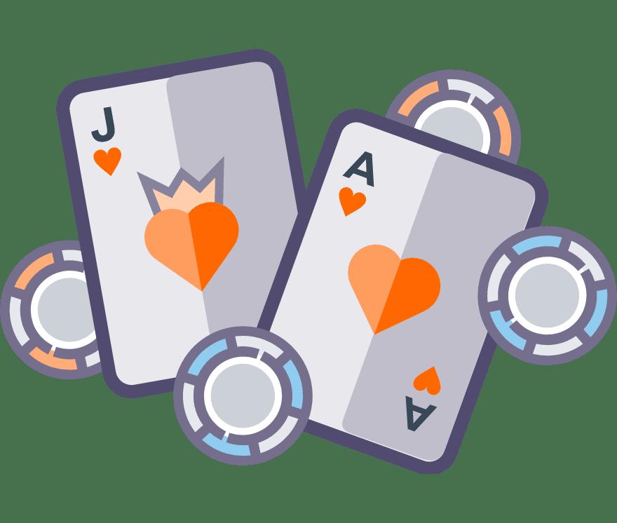Los 91 mejores sitios de Casino de Blackjack en línea en Columbia