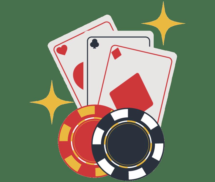 Los 146 mejores sitios de Casino de Veintiuna en línea en Columbia